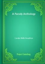 도서 이미지 - A Parody Anthology