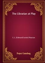 도서 이미지 - The Librarian at Play