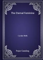 도서 이미지 - The Eternal Feminine