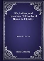 도서 이미지 - Life, Letters, and Epicurean Philosophy of Ninon de L'Enclos