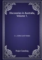 도서 이미지 - Discoveries in Australia, Volume 1.