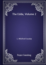 도서 이미지 - The Edda, Volume 2