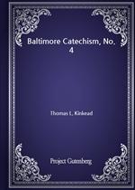 도서 이미지 - Baltimore Catechism, No. 4
