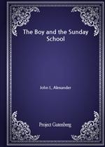 도서 이미지 - The Boy and the Sunday School