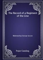 도서 이미지 - The Record of a Regiment of the Line