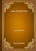 도서 이미지 - Casa Grande Ruin