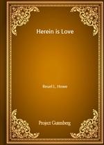 도서 이미지 - Herein is Love