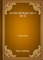 도서 이미지 - On the Old Road, Vol. 2 (of 2)
