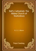도서 이미지 - Bell's Cathedrals: The Abbey Church of Tewkesbury