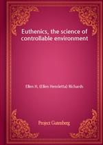 도서 이미지 - Euthenics, the science of controllable environment