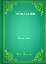 도서 이미지 - Domestic Animals