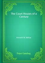 도서 이미지 - The Court Houses of a Century
