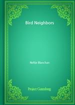 도서 이미지 - Bird Neighbors