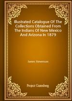 도서 이미지 - Illustrated Catalogue Of The Collections Obtained From The Indians Of New Mexico And Arizona In 1879
