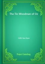 도서 이미지 - The Tin Woodman of Oz (Edith Van Dyne 저)