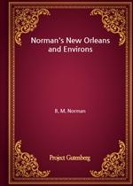 도서 이미지 - Norman's New Orleans and Environs