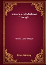 도서 이미지 - Science and Medieval Thought