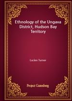 도서 이미지 - Ethnology of the Ungava District, Hudson Bay Territory