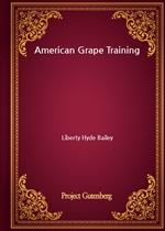 도서 이미지 - American Grape Training
