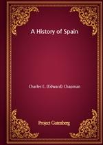 도서 이미지 - A History of Spain