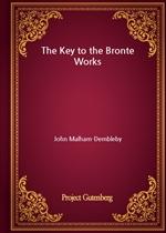 도서 이미지 - The Key to the Bronte Works