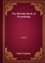 도서 이미지 - The Wonder Book of Knowledge