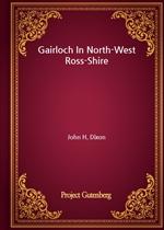도서 이미지 - Gairloch In North-West Ross-Shire