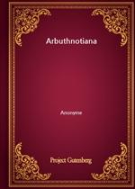 도서 이미지 - Arbuthnotiana