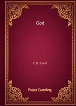 도서 이미지 - God - Outlines of the new theology