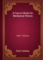 도서 이미지 - A Source Book for Mediaeval History