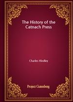 도서 이미지 - The History of the Catnach Press