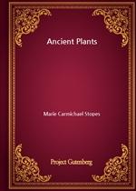도서 이미지 - Ancient Plants