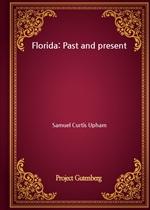 도서 이미지 - Florida: Past and present
