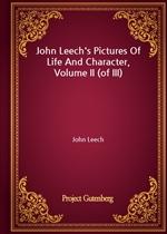 도서 이미지 - John Leech's Pictures Of Life And Character, Volume II (of III)