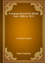 도서 이미지 - A Voyage Round the World, from 1806 to 1812