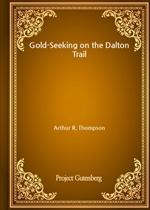 도서 이미지 - Gold-Seeking on the Dalton Trail