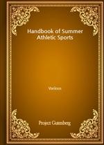 도서 이미지 - Handbook of Summer Athletic Sports