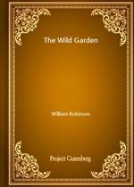 도서 이미지 - The Wild Garden