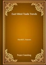 도서 이미지 - East-West Trade Trends