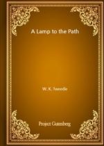 도서 이미지 - A Lamp to the Path