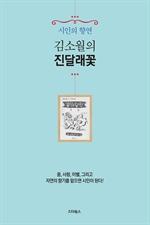 도서 이미지 - 김소월의 진달래꽃