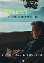 도서 이미지 - 월든(숲속의 생활): Walden (영어 원서 읽기)