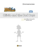 도서 이미지 - (KBS 애니매이션 방영) Magic Adventures (Olivia and the Bad Boys)