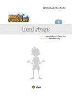 도서 이미지 - (KBS 애니매이션 방영) Magic Adventures (Bad Frogs)
