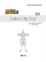 도서 이미지 - (KBS 애니매이션 방영) Magic Adventures (Bella's Big Day)