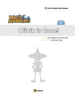 도서 이미지 - (KBS 애니매이션 방영) Magic Adventures (Olivia is Gone!)
