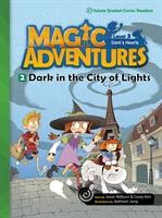 도서 이미지 - (KBS 애니매이션 방영) Magic Adventures (Dark in the City of Lights)