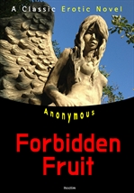 도서 이미지 - 금단의 열매 Forbidden Fruit (영어 원서 읽기: Erotic Novel)
