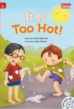 도서 이미지 - [오디오북] It Is Too Hot!