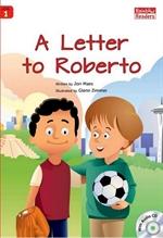 도서 이미지 - [오디오북] A Letter to Roberto